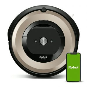 picture of iRobot Roomba E6 Vacuum Cleaning Robot E6198 Manufacturer Certified Refurbished Sale