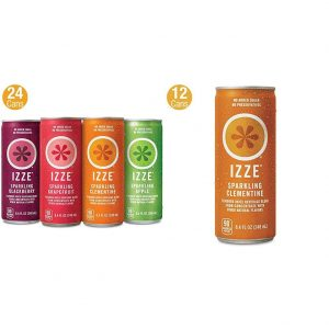 picture of Expiring Today: IZZE Sparkling Juice 24-pk Sale