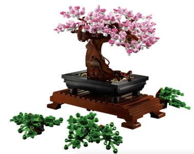 picture of LEGO Bonsai Tree, 878-Piece, Sale