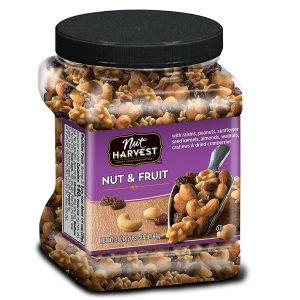 picture of Nut Harvest Nut & Fruit Mix, 37 Ounce Jar Sale