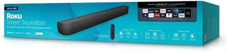 picture of Roku Smart Soundbar, 4K/HD/HDR Streaming Media Player Sale