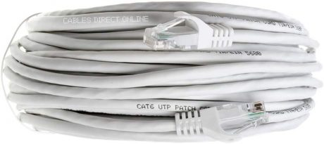 picture of Cables Direct Online 100 ft. Snagless Cat6 Ethernet Patch Cable