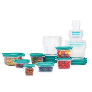 picture of Rubbermaid 42pc Food Storage Container Set with Easy Find Lids Sale