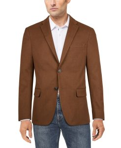 picture of Tommy Hilfiger Men's Modern-Fit Solid Sport Coat Sale