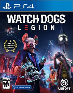 picture of Watch Dogs Legion PS4, PS5 - Xbox One Sale