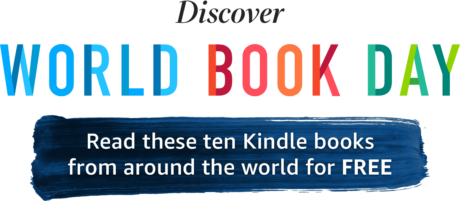picture of 10 Kindle Books from around the world for Free