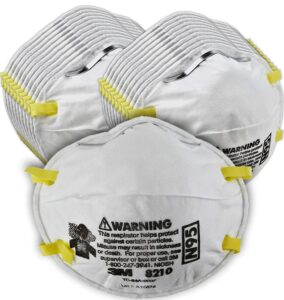 picture of 3M N95 Mask 20pack