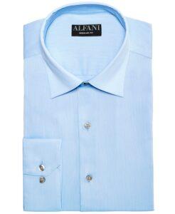 picture of AlfaTech by Alfani Men's Bedford Cord Dress Shirt Sale