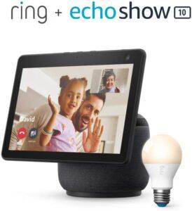 picture of Amazon Echo Show 10 HD Smart Display w/ Motion/Alexa Sale