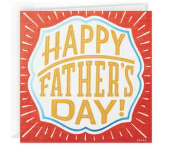 picture of Free 2-Count Good Mail Studio Ink Father's Day Cards