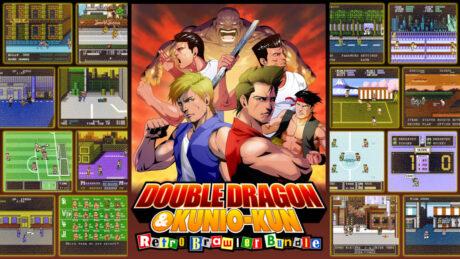 picture of Double Dragon & Kunio-kun: Retro Brawler Bundle (Nintendo Switch Download) Sale