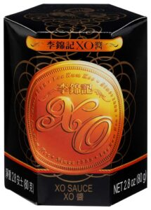 picture of Lee Kum Kee XO Sauce, Scallops, Shrimp, Chili Pepper and Spices, 2.8-Ounces (Pack of 6) Sale