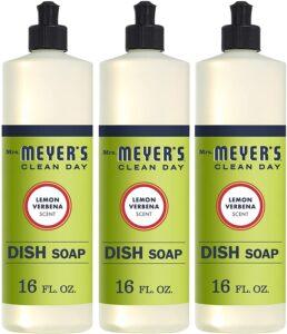 picture of Mrs. Meyer's Liquid Dish Soap 3-pk Sale