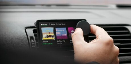 picture of Spotify Premium Users: Free Car Thing Display Offer