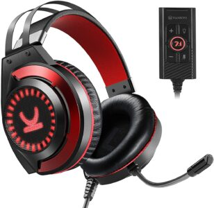 picture of VANKYO Gaming Headset CM7000 with 7.1 Surround Sound