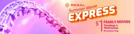 picture of 2021 Regal Summer Family Movie Express Film