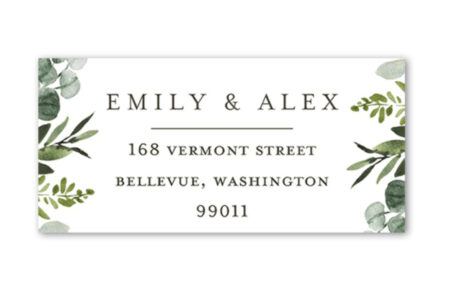 picture of Shutterfly: 240-Count Personalized Address Labels for Free