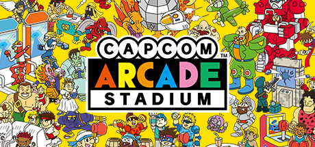 picture of Capcom Arcade Stadium, PlayStation 4, for Free