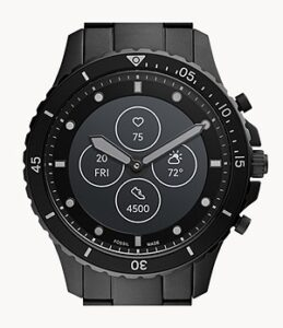 picture of Fossil Men's Collider Hybrid Smartwatch HR Sale
