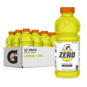 picture of Gatorade Thirst Quencher, Lemon-Lime 20 Ounce, 12-ct Sale