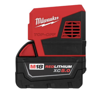 picture of Milwaukee Powered Compact Inverter with 5.0 Ah Battery Sale