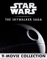 picture of Star Wars: The Skywalker Saga 9-Movie Collection (Digital 4K UHD Films) Sale