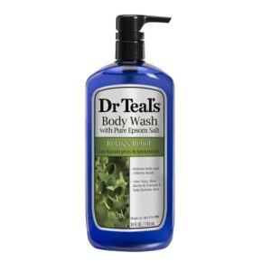 picture of Dr Teal's Ultra Moisturizing Body Wash, 24oz, Sale