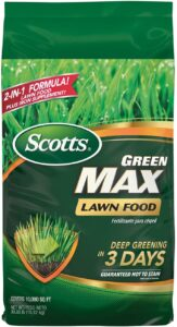 picture of Scotts Green Max Lawn Food, 10,000-sq ft Sale