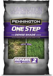 picture of Pennington One Step Complete Dense Shade Bare Spot Grass Seed, 5lbs, Sale