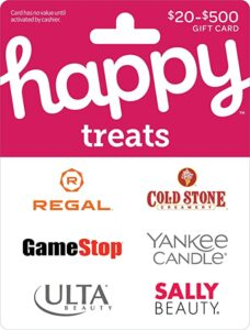 picture of Gamestop, Coldstone, Regal eGift Cards