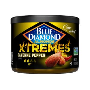 picture of Expiring Today: Blue Diamond Almonds XTREMES Cayenne Pepper 6-oz Sale