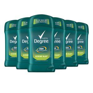 picture of Degree Original Men's Antiperspirant Deodorant, 6pk, Sale