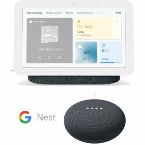 picture of Google Nest Hub Bundles & More on Sale