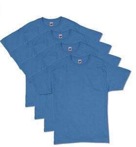 picture of Hanes Men's Essential-T Short Sleeve T-shirt 4-pk Sale