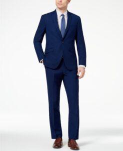 picture of Kenneth Cole Reaction Men's Ready Flex Slim-Fit Suits Sale