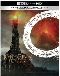 picture of The Lord of the Rings Trilogy: Extended + Theatrical Set Sale