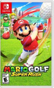 picture of Mario Golf: Super Rush - Nintendo Switch Sale