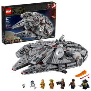 picture of LEGO Star Wars: The Rise of Skywalker Millennium Falcon Sale