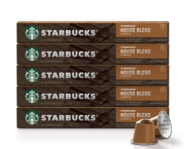 picture of Starbucks by Nespresso, House Blend 50-ct, Sale