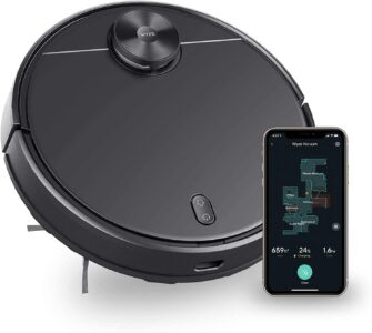 picture of Wyze Robot Vacuum with LiDAR Room Mapping Sale