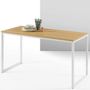 picture of ZINUS Jennifer 55 Inch White Frame Desk Sale
