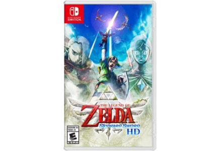picture of Legend of Zelda: Skyward Sword HD Switch Sale