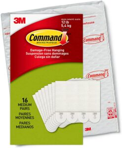 picture of 32-Count Command Indoor Use Picture Hanging Strips