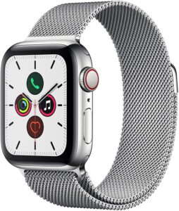 picture of Apple Watch Series 5 GPS+Cellular, Milanese Loop Sale