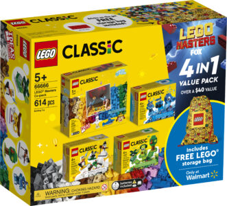 picture of LEGO Masters Creative Building Toy Value Set Sale