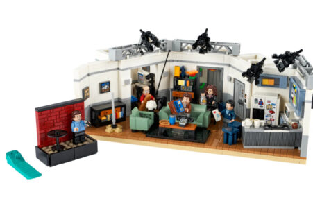picture of New LEGO Seinfeld Set
