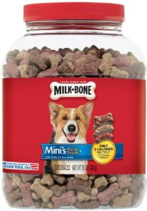 picture of Milk-Bone Flavor Snacks Dog Treats for Dogs Sale