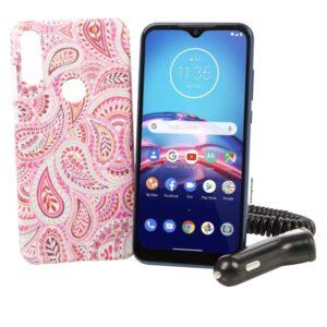 picture of Tracfone Motorola Moto E (2020) Smartphone + 1-Year of Service