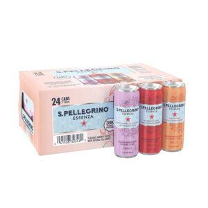picture of S.Pellegrino Sparkling Essenza Mineral Water 24-pk Sale