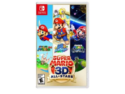 picture of Super Mario 3D All-Stars (Nintendo Switch) Sale